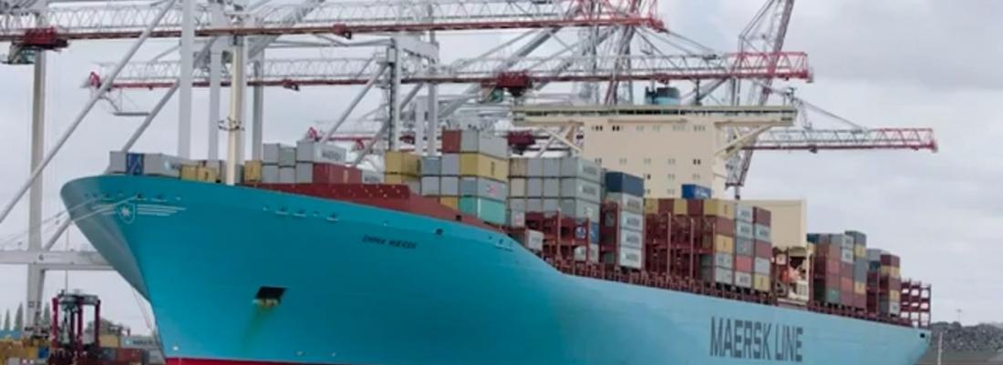 Customer story: Maersk