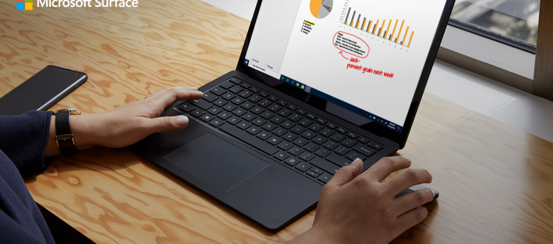 Microsoft Surface business value