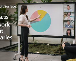 Surface Hub 2S 85″: Collaborate together, wherever you work