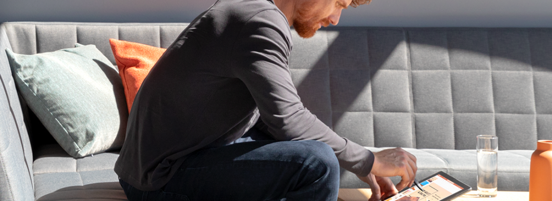 Stay connected and collaborative with Microsoft Surface