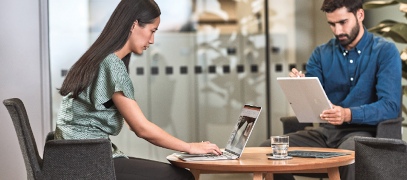 Delight your company with a modern workplace