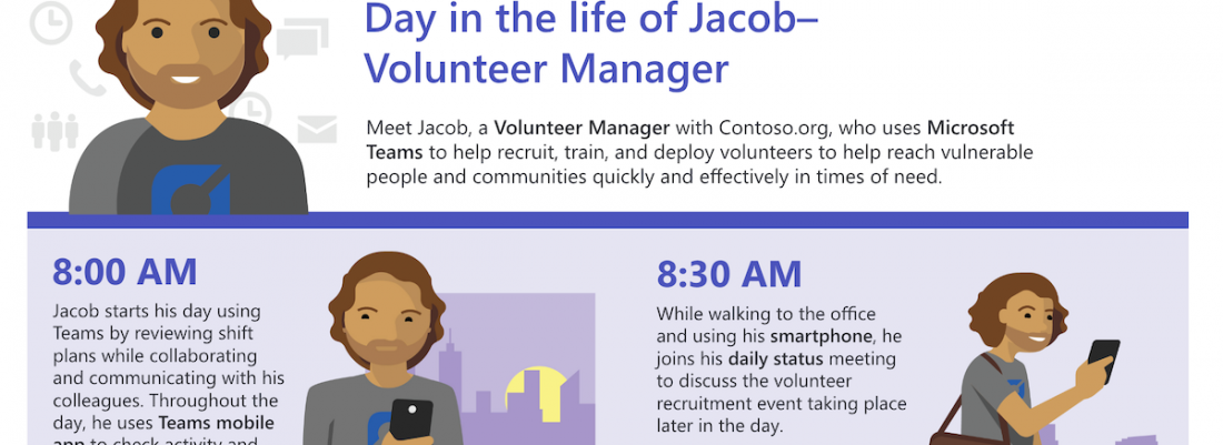 Day in the life of a Volunteer Manager