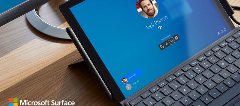 Surface for Business delivers defense in depth