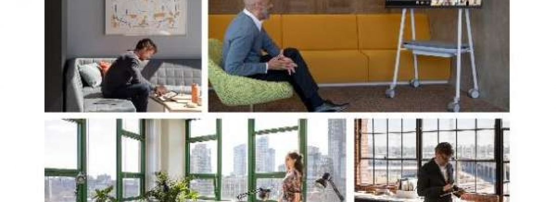 Building a successful hybrid workplace starts with the right technology