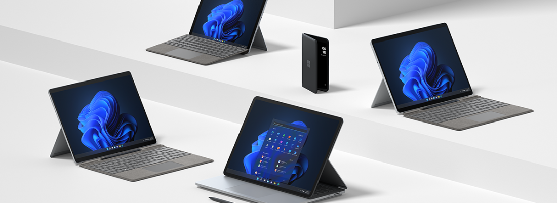 What's new in the Surface for Business portfolio