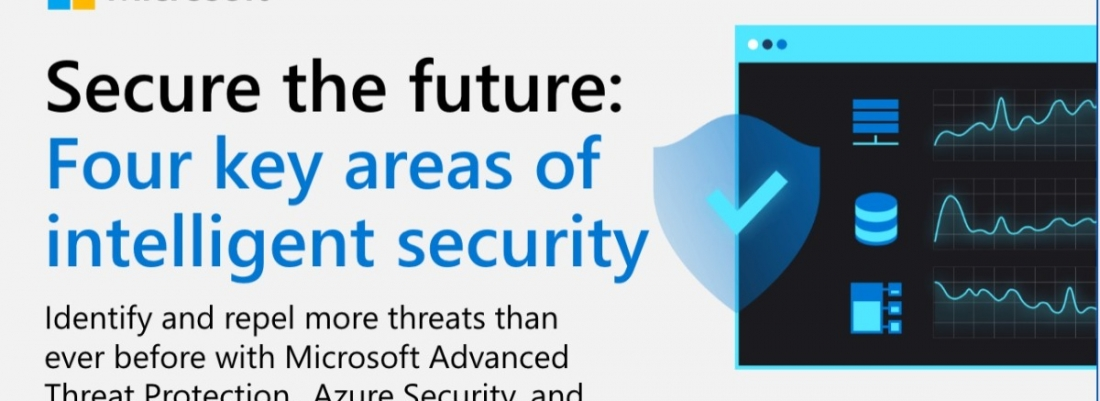 Secure the future: Four key areas of intelligent security